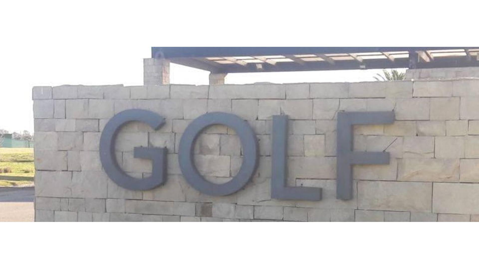El Canton Golf 100 - 4 ambientes con cochera