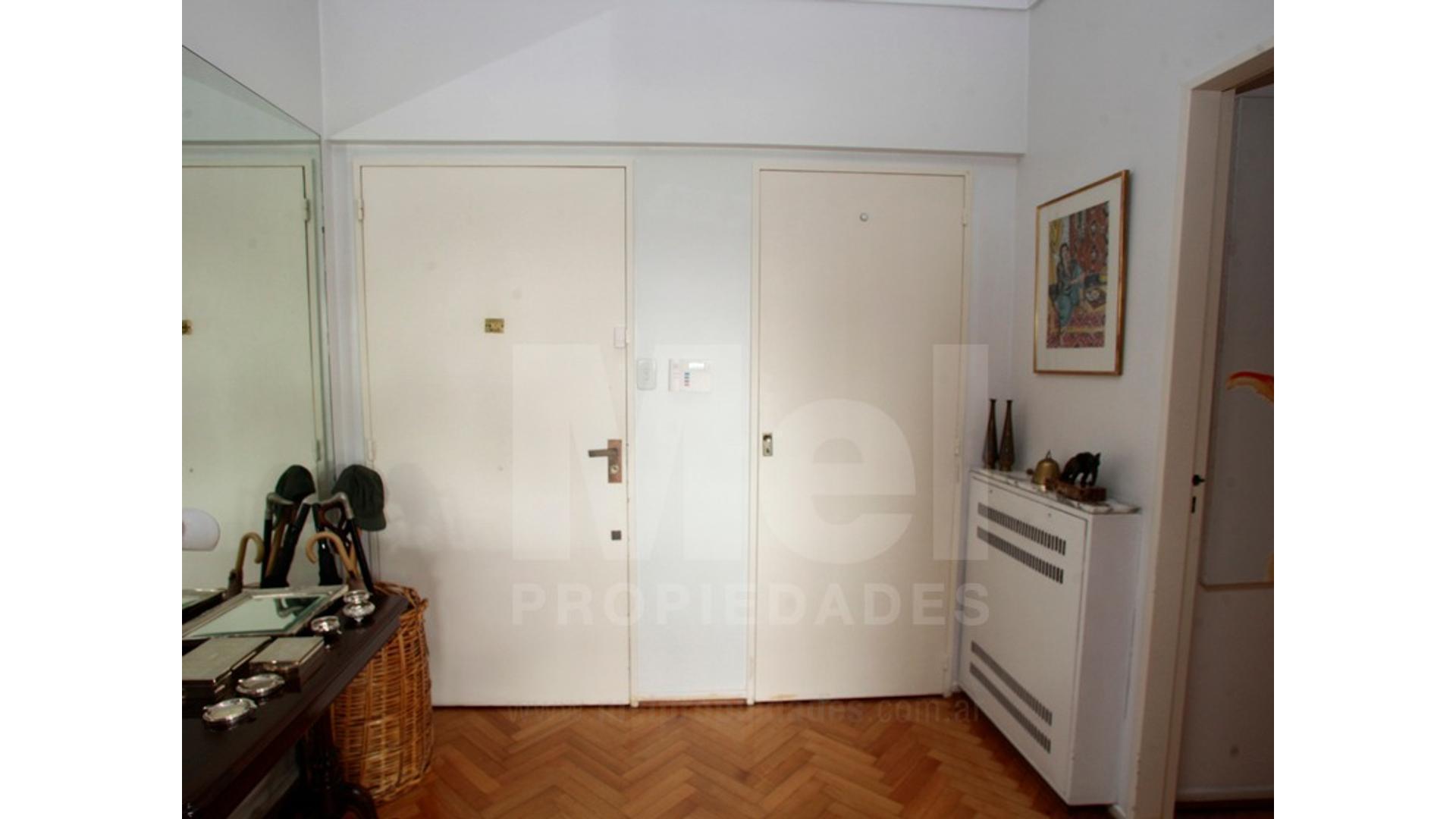 Departamento en Belgrano con 3 habitaciones