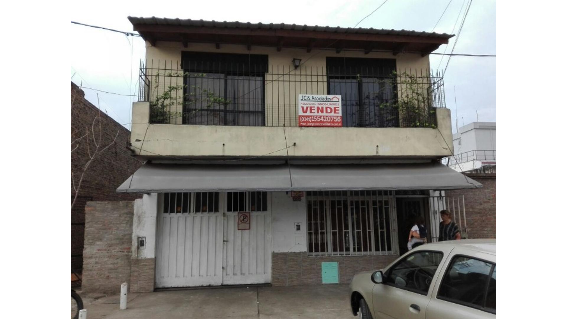 Casa con local en Venta Rosario