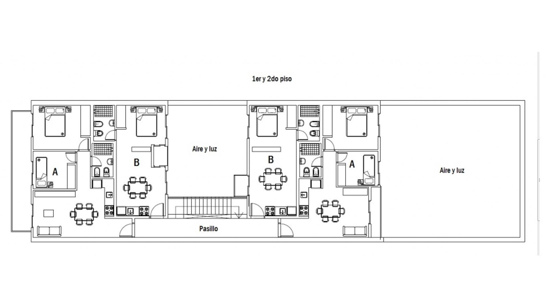 Departamento de pozo en venta - 3 ambientes - IDEAL INVERSOR
